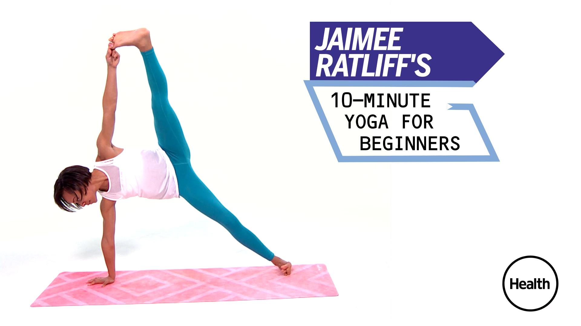 4dff6e859e4 The Perfect 10-Minute Yoga Intro for Newbies - Health