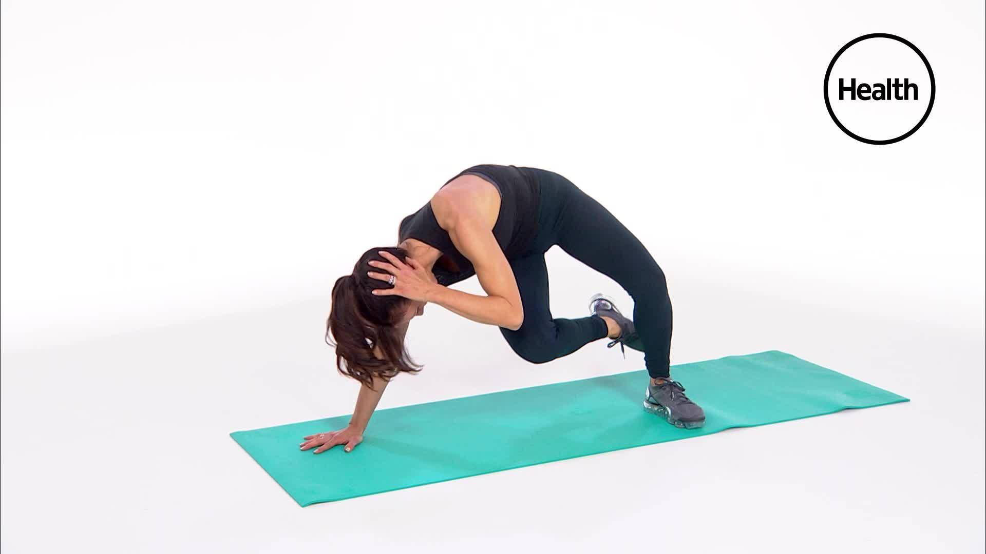 This No-Equpiment 10-Minute Ab Workout Will Transform Your Core