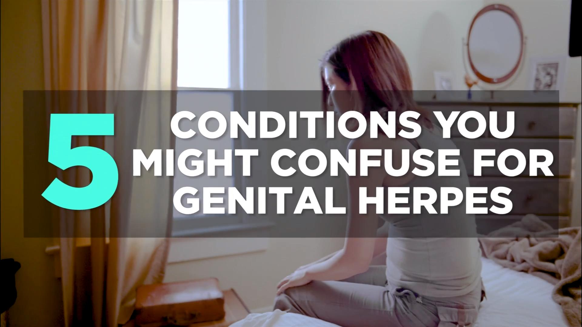 Conditions That Look Like Genital Herpes - Health