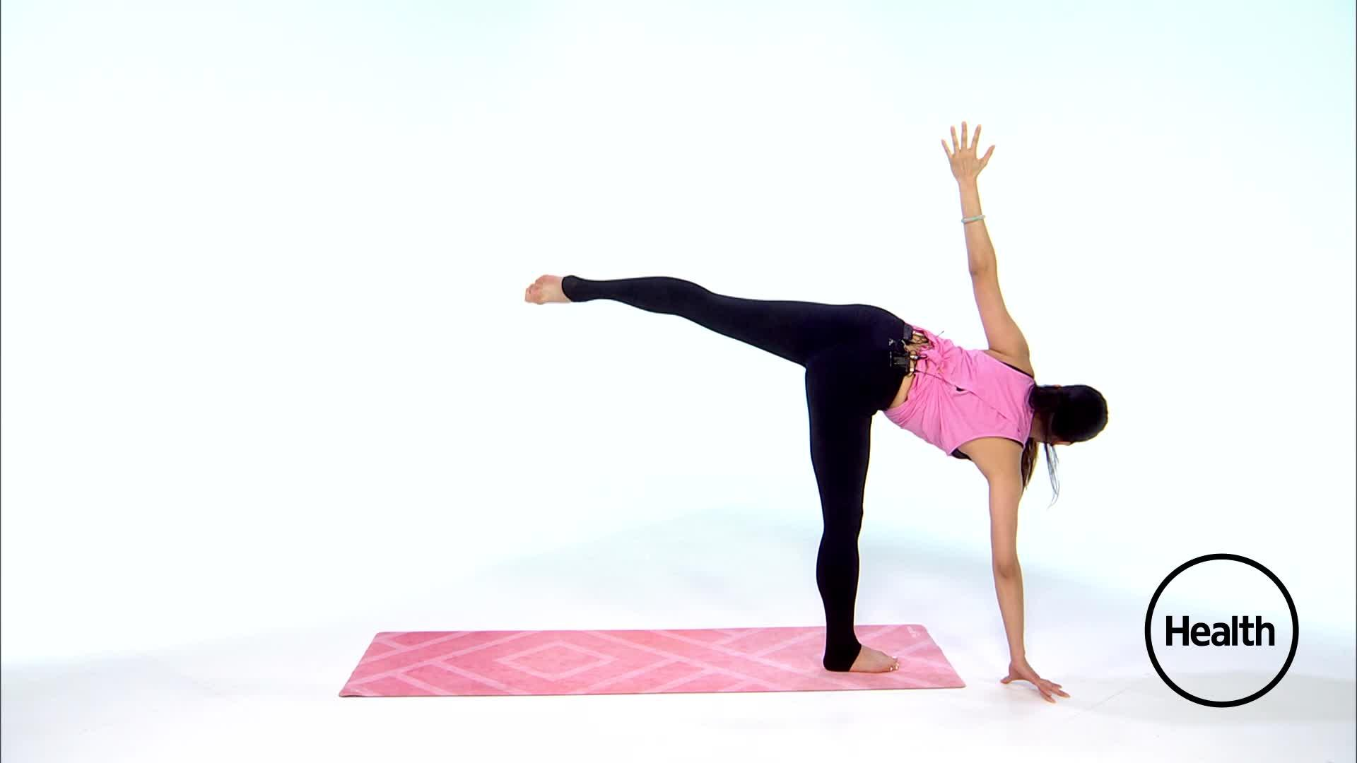 This Calming Yoga Flow Is the Ultimate Confidence Booster