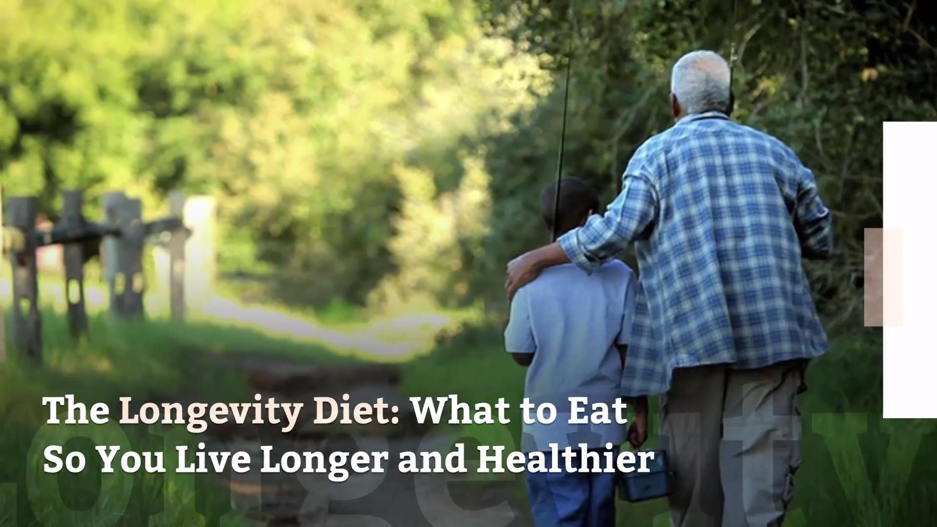 diets for a long life