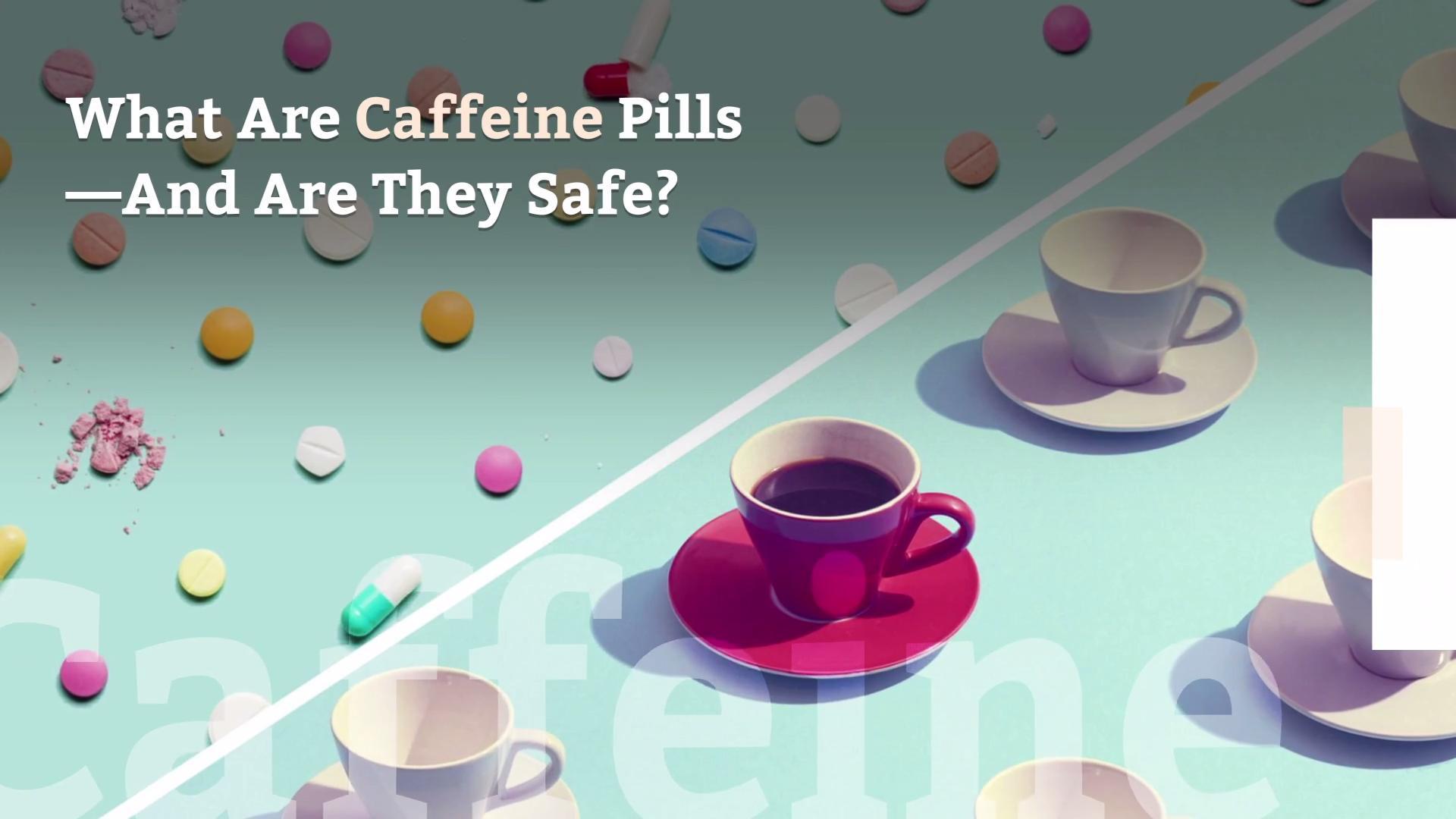 do caffeine pills help weight loss