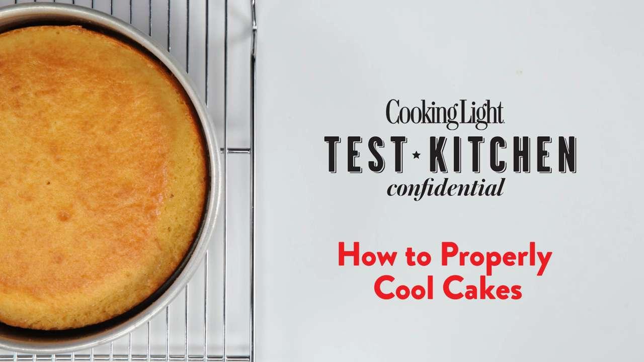 10 Secrets to Cake Baking - Cooking Light