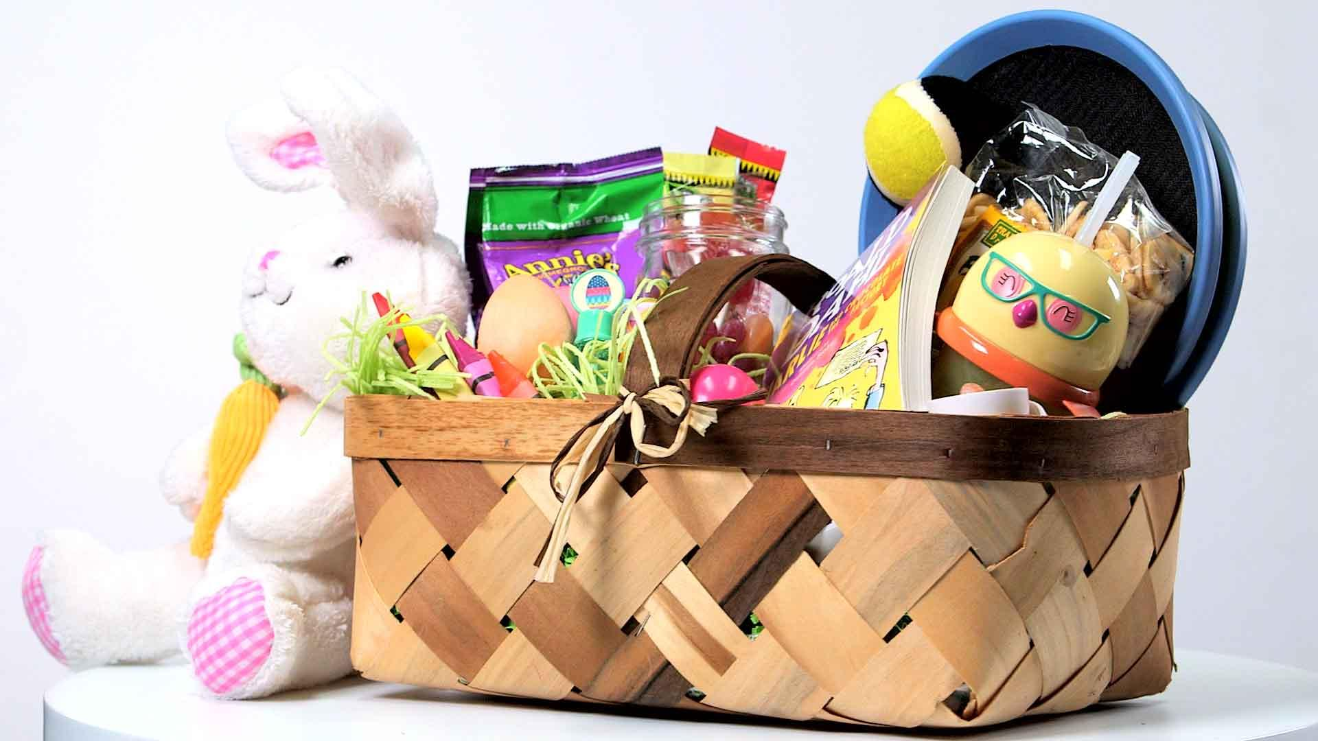 Easter recipes menus healthy breakfast dinner dessert and sides healthy easter basket ideas negle Gallery