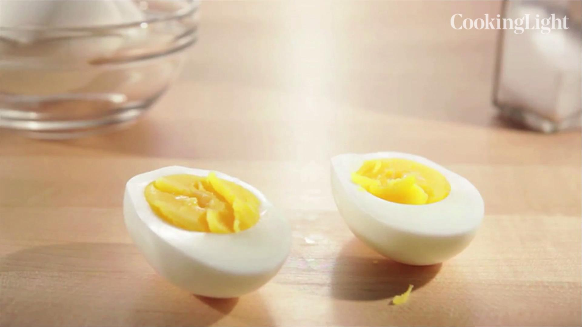 How Long Does It Take to Boil an Egg? | Cooking Light