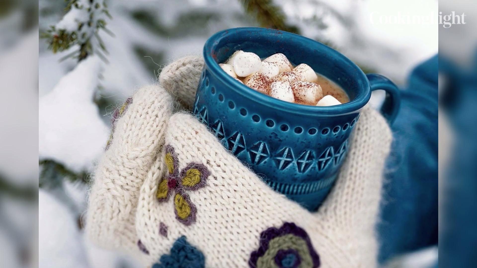 7 Extra-Warming Hot Chocolate Recipes