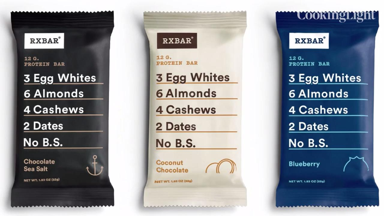 We Tried All 14 RXBAR Flavors—These Are the Ones You Should Buy