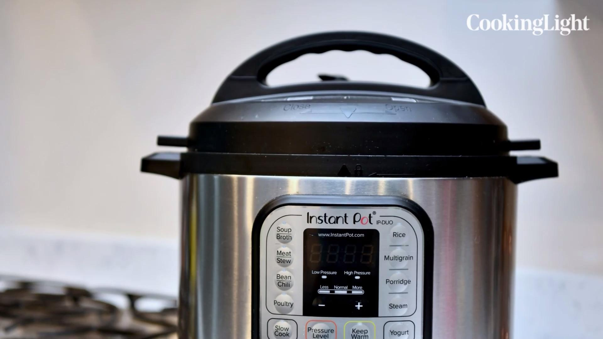 Why You Should Not Use Your Instant Pot As A Slow Cooker