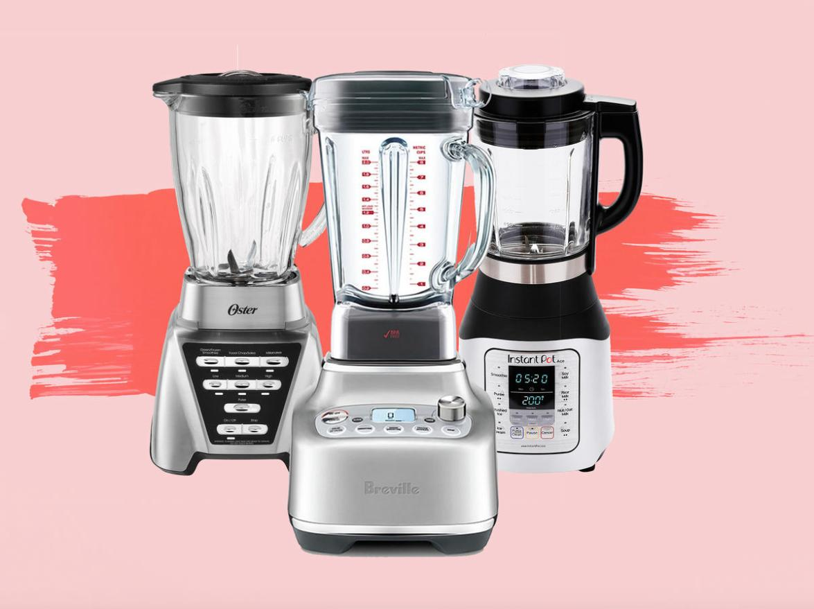 We Tested 10 Top-Rated Blenders at Every Price. Here's What We Found