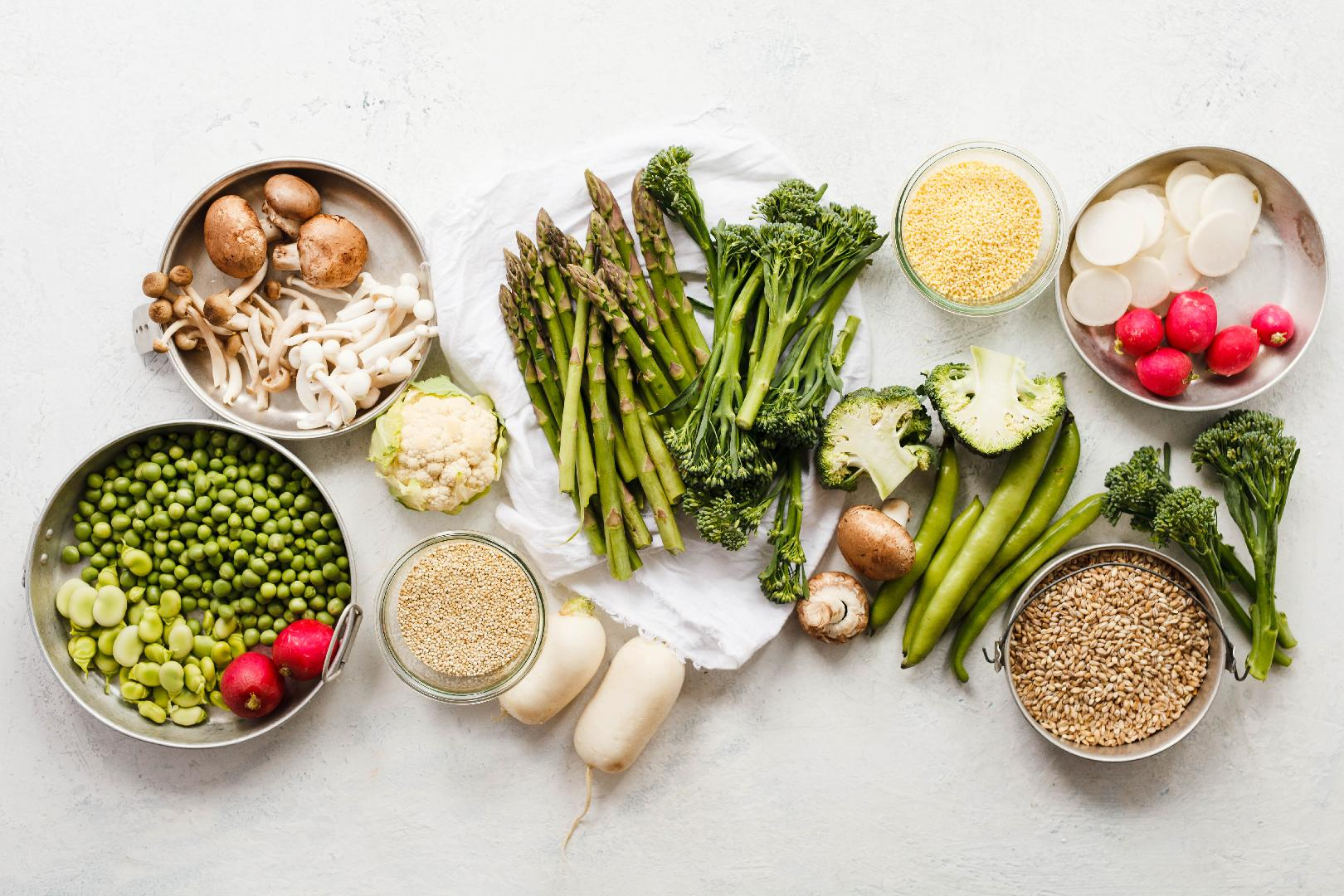 Canada's 2019 Dietary Guidelines Promote Plant-Based Diets - Cooking