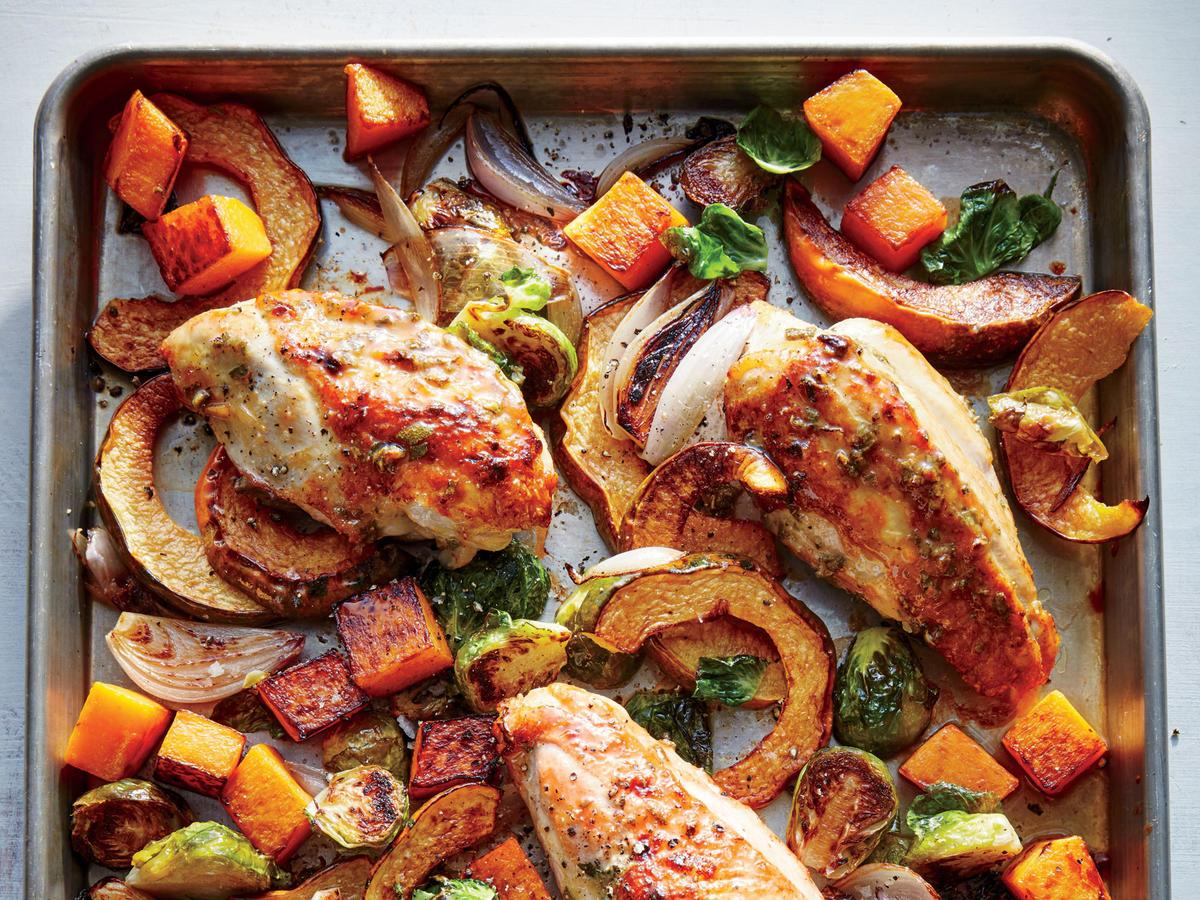 30 Speedy Sheet Pan Dinners Your Family Will Love
