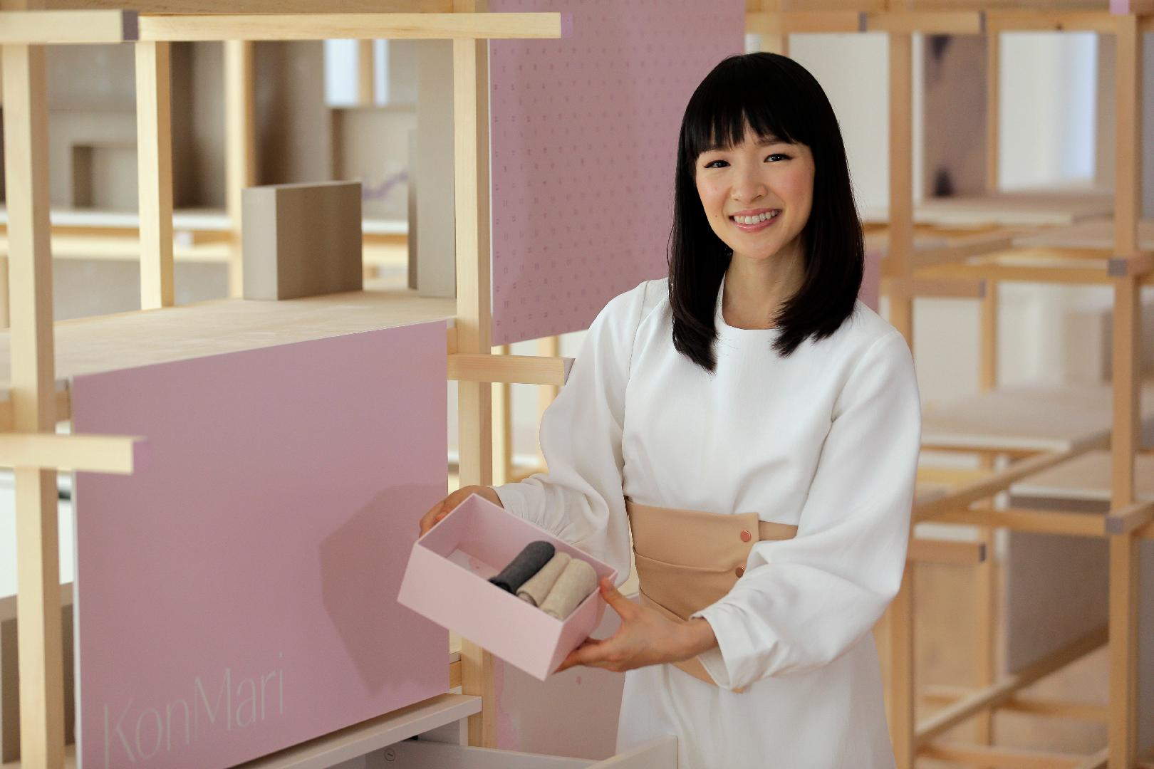 Here's What Marie Kondo Eats Every Day—And What She Feeds Her Kids -