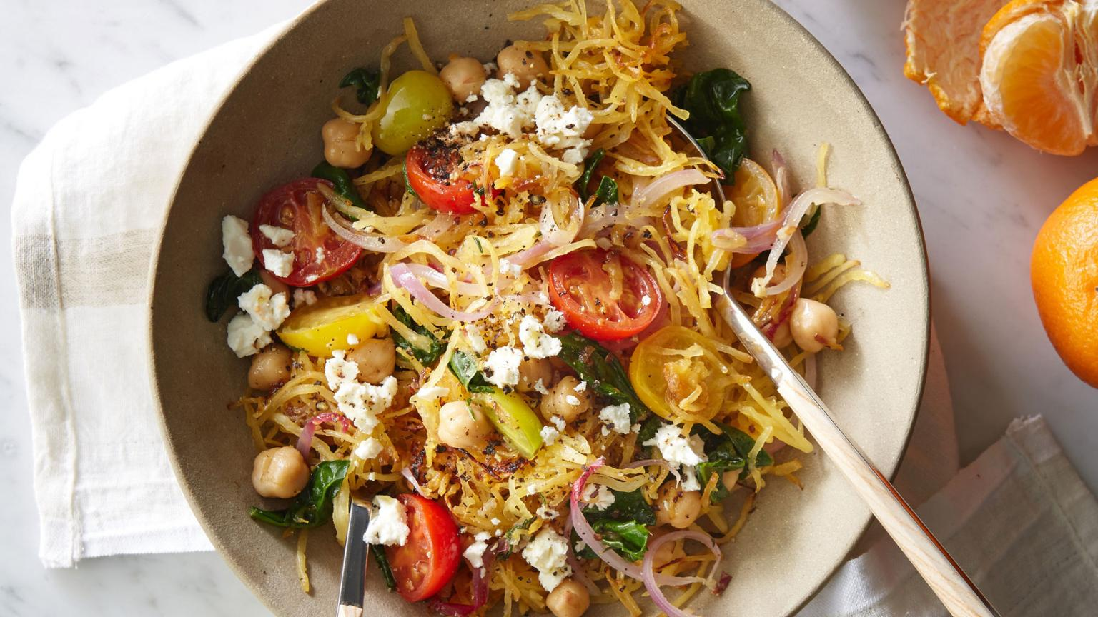 10 Vegetarian Lunches You'll Never Get Tired of Eating