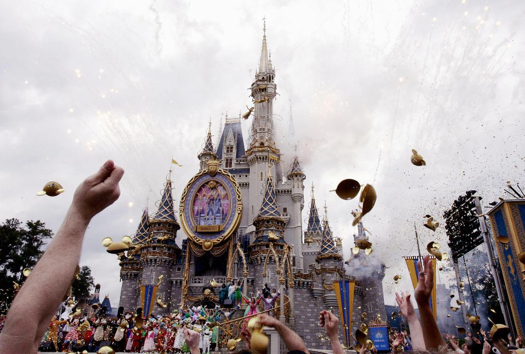 Here's What It Really Costs to Go to Walt Disney World