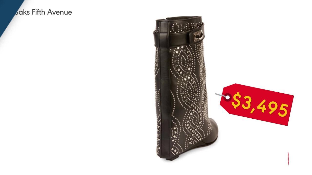 4d9a319d8135 Shop the Designer Boots Celebrities Love