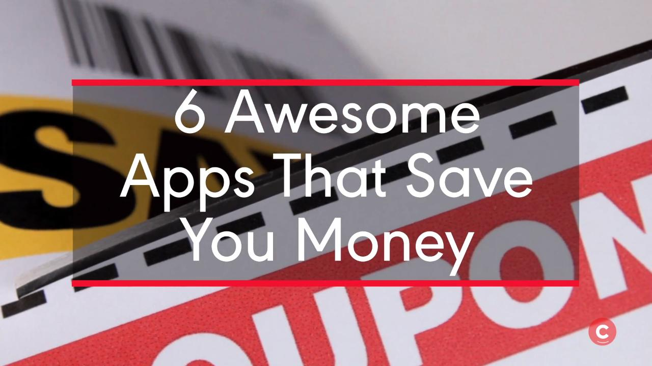 10 Great Apps for Scoring Free Food, Gift Cards and Money