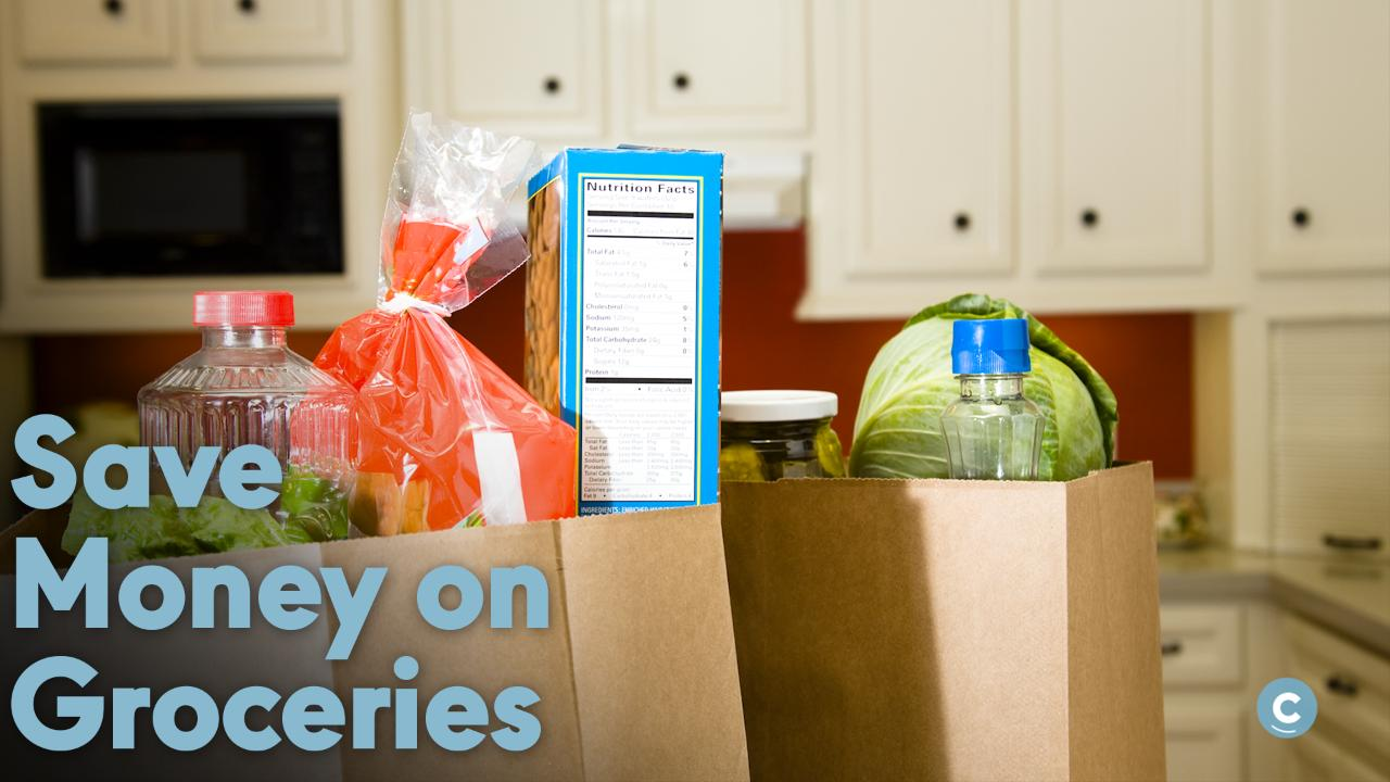 4 Simple Ways to Save Money on Groceries