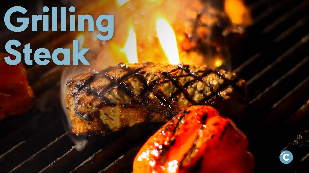 4 Mistakes to Avoid When Grilling Steak
