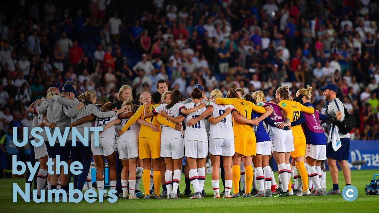 Sophie Turner Spilled the Tea on that Alex Morgan Goal Celebration