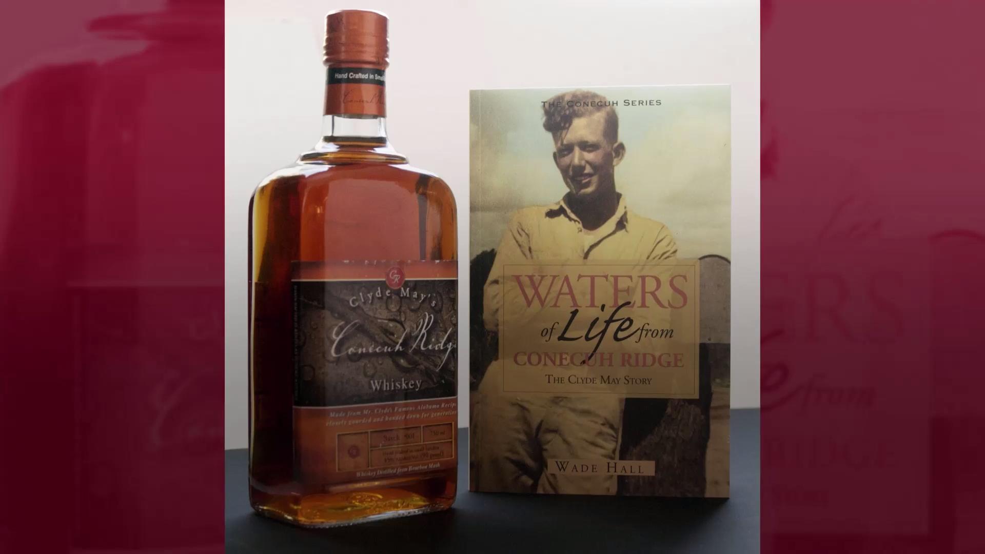 克莱德·梅的阿拉巴马式威士忌最终将在阿拉巴马州生产。