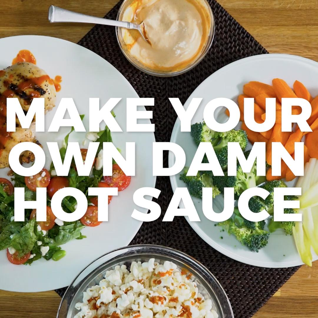 Make Your Own Damn Hot Sauce