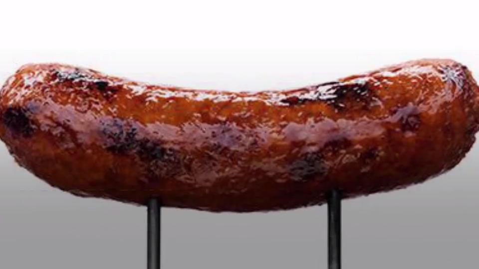 This Sizzling Meat Like Vegan Sausage Is Finally Available At Every