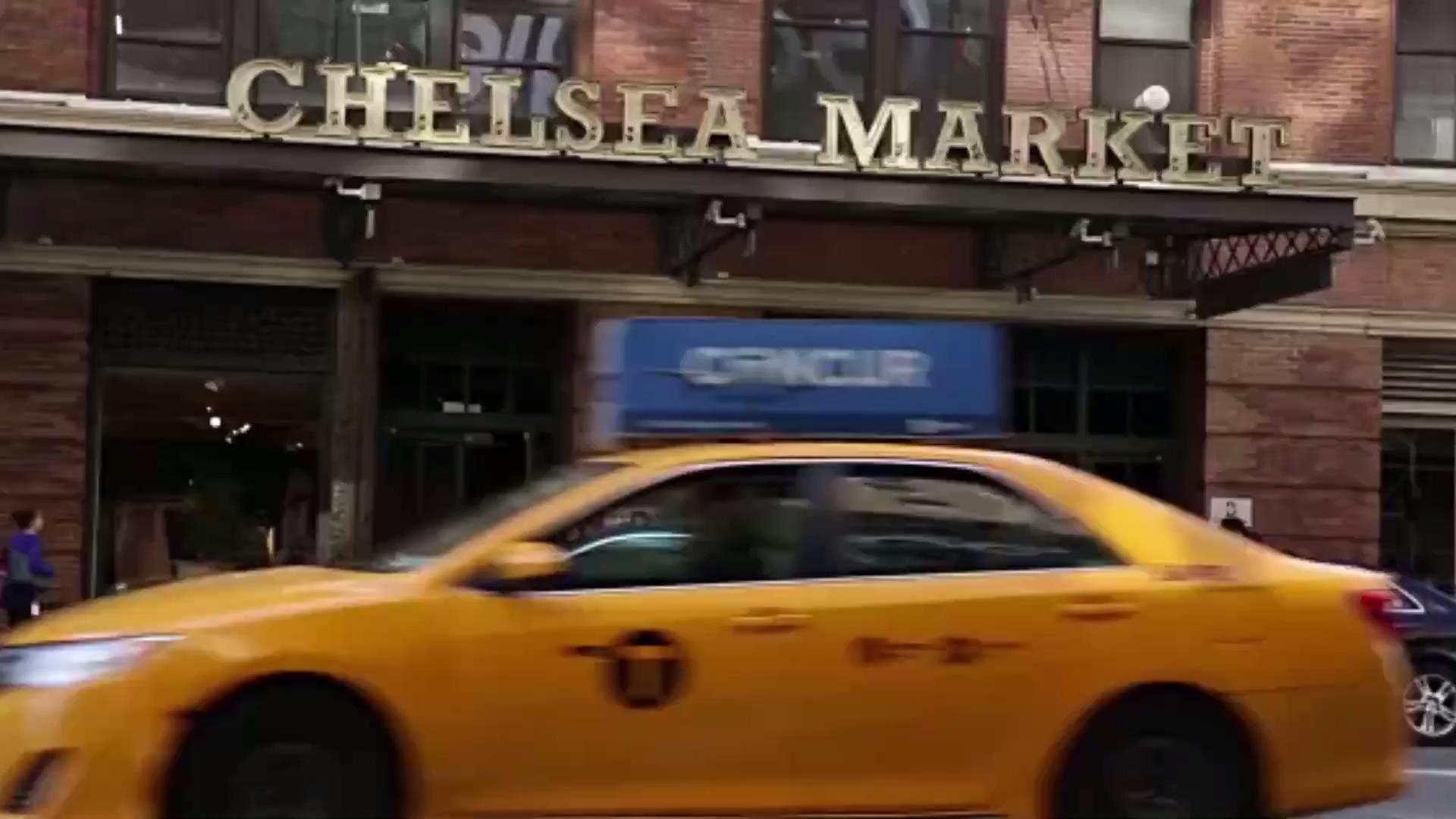 Google bought Chelsea Market for $2.4 billion.