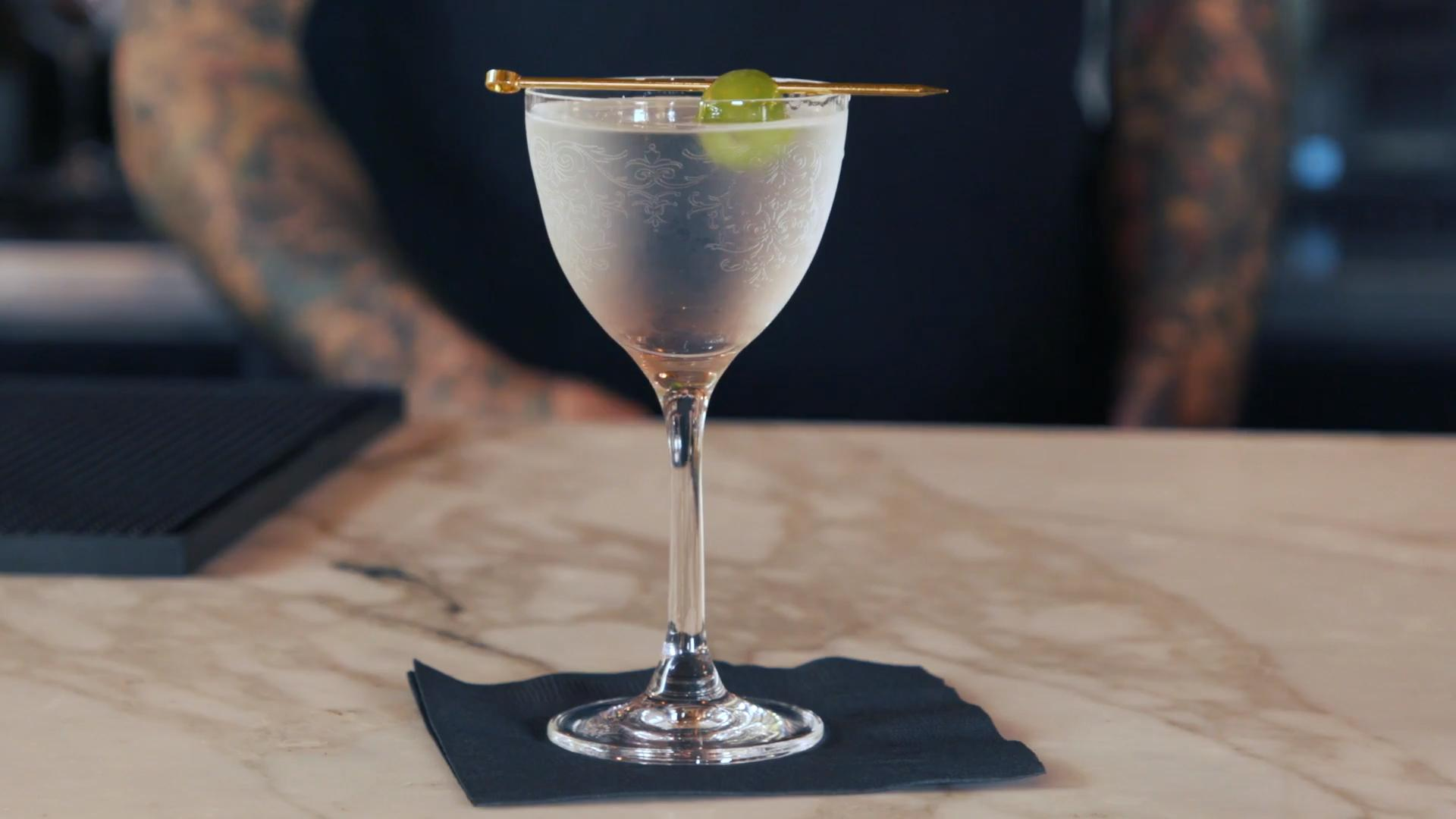The Best Olives for Martinis
