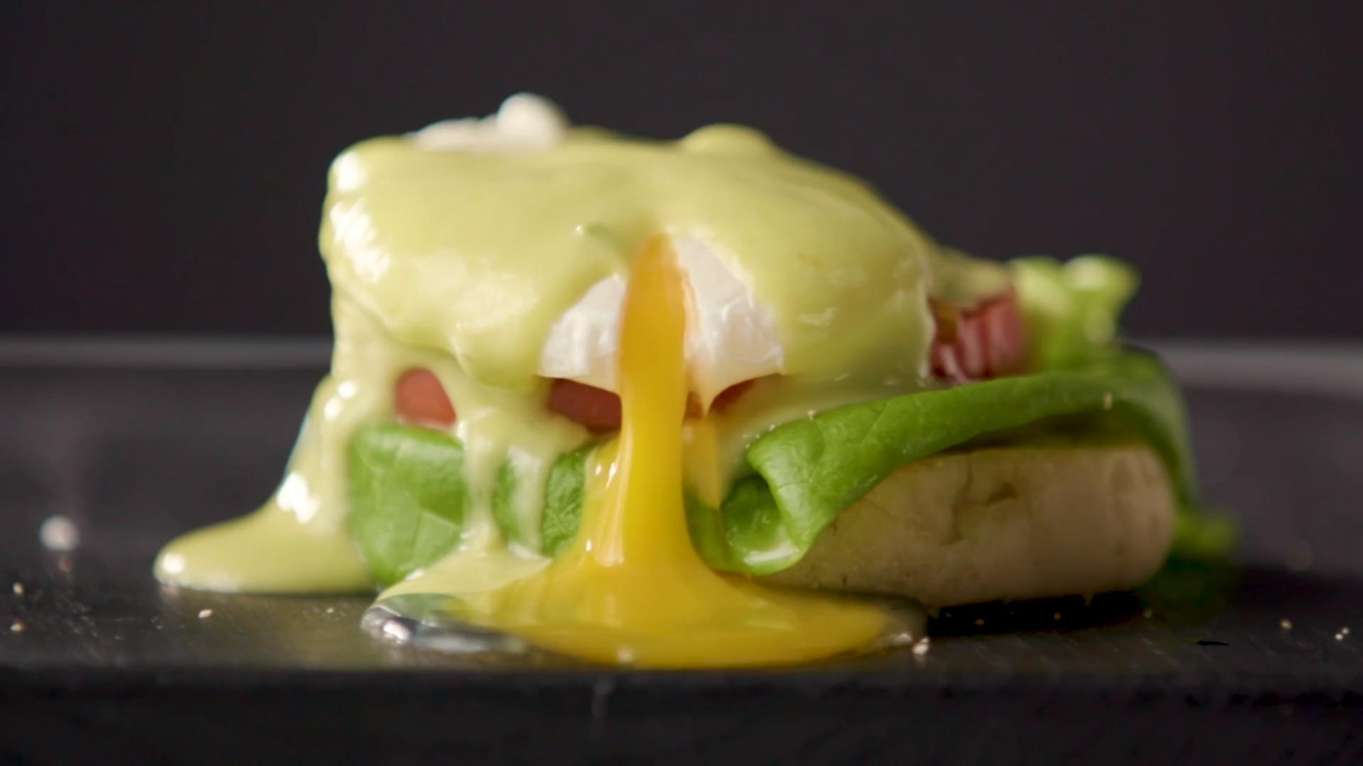 Avocado Hollandaise