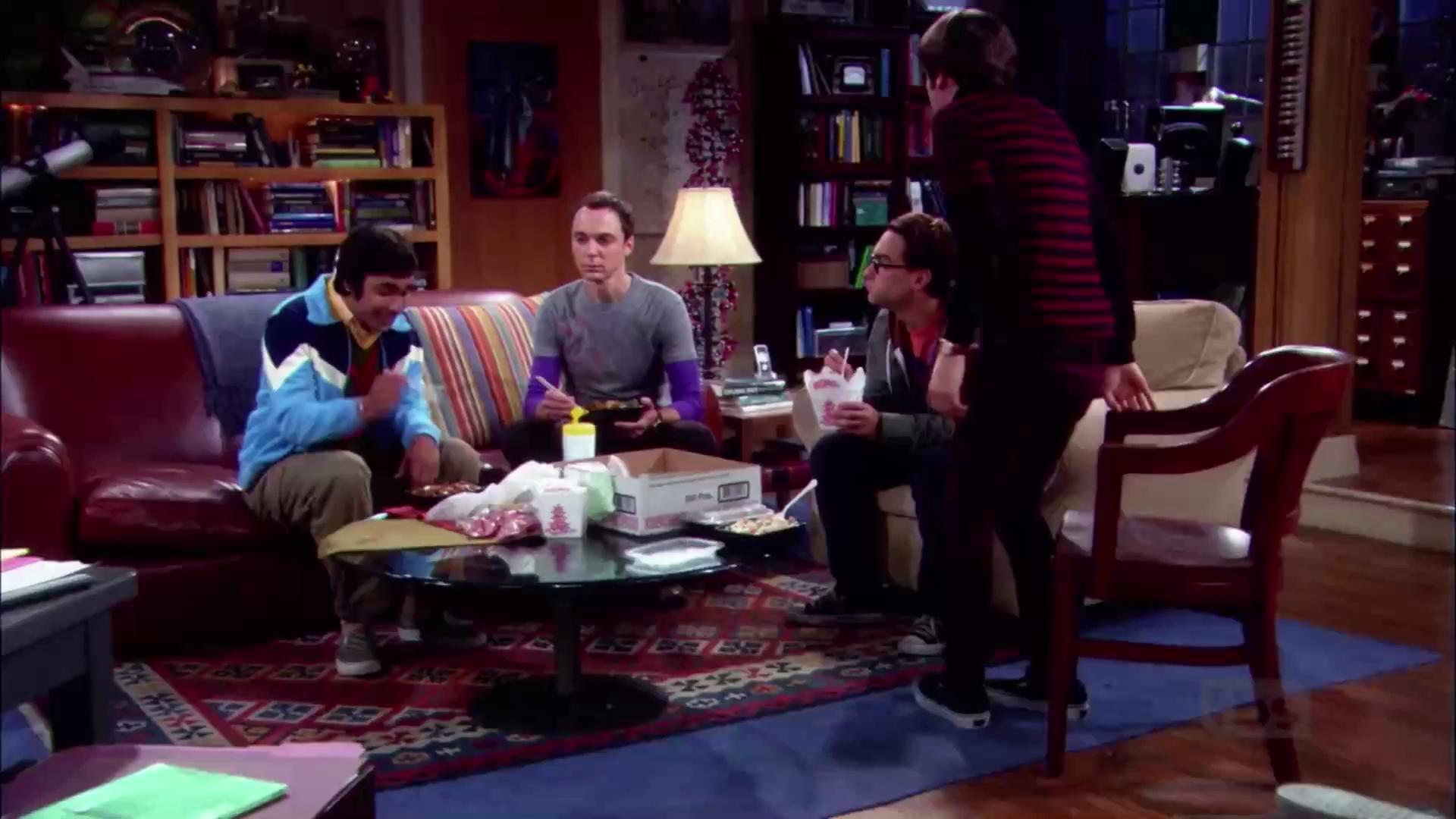 How to Act Like You're Eating, According to 'Big Bang Theory' Star Kunal Nayyar