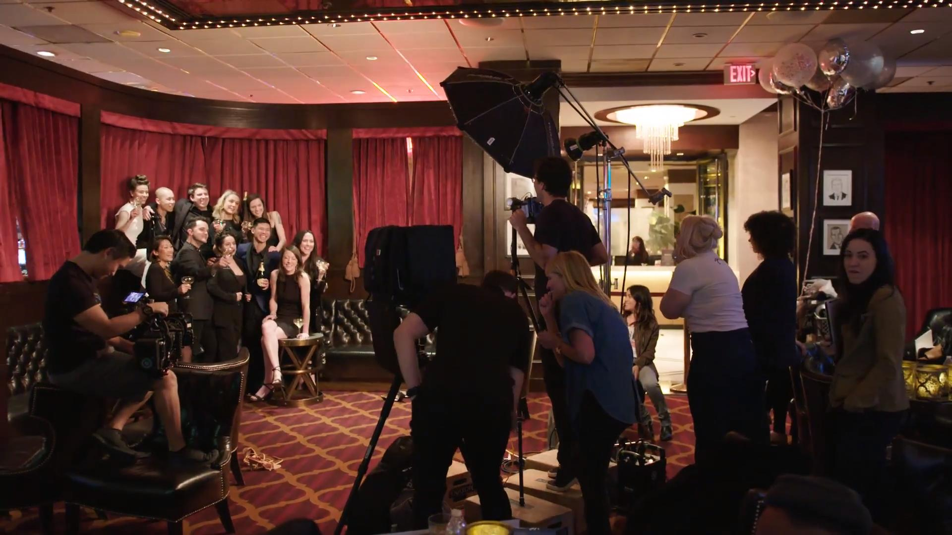 Food & Wine Best New Chefs 2018: Behind the Scene at the Las Vegas Photo Shoot