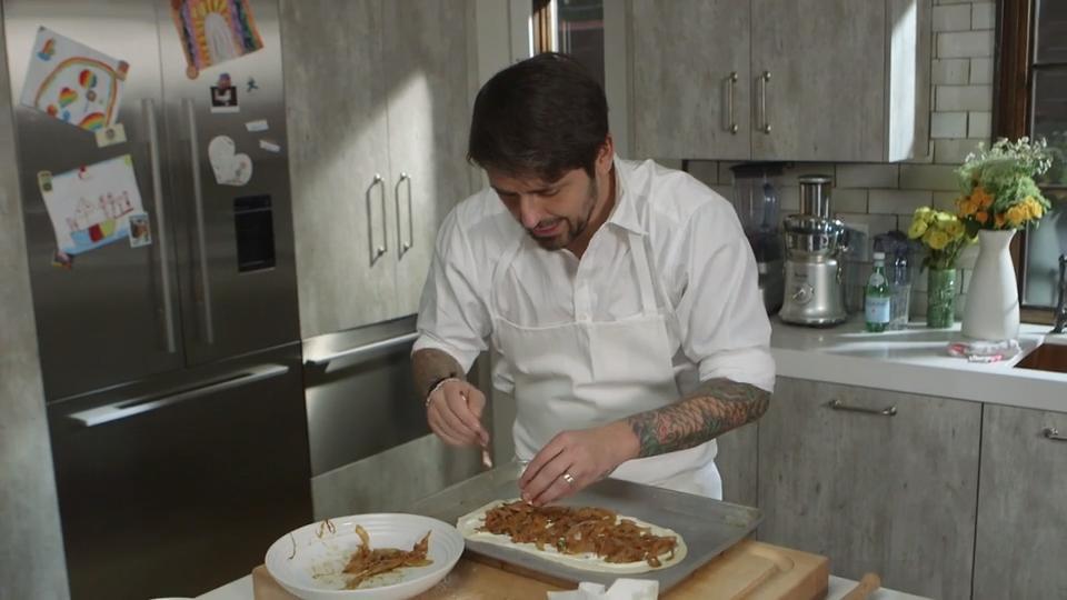 How to Make a Caramelized Onion Tart