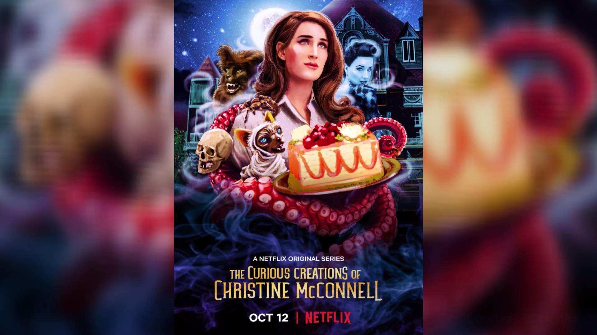 A Bizarra Confeitaria de Christine McConnell chega à Netflix neste HalloweenA Bizarra Confeitaria de Christine McConnell chega à Netflix neste Halloween