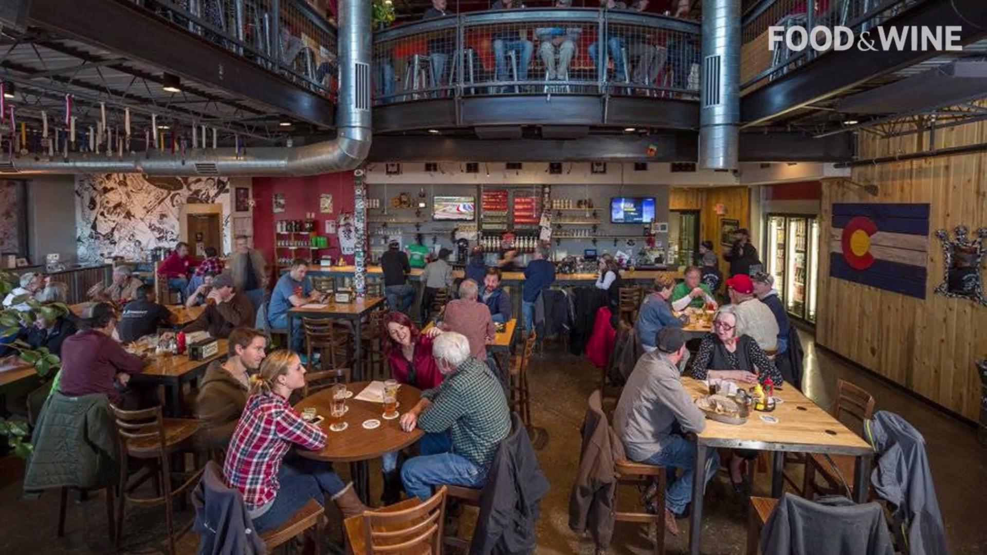 10Essential Colorado Breweries