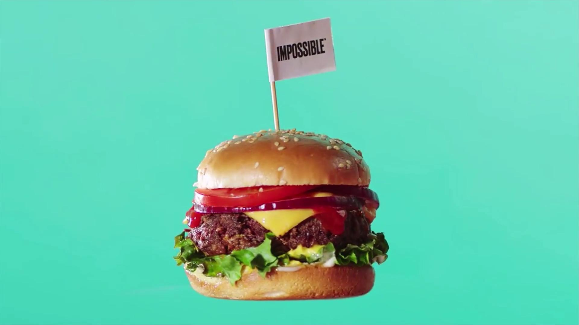 Impossible Burger Arrives on Grocery Shelves Next Year