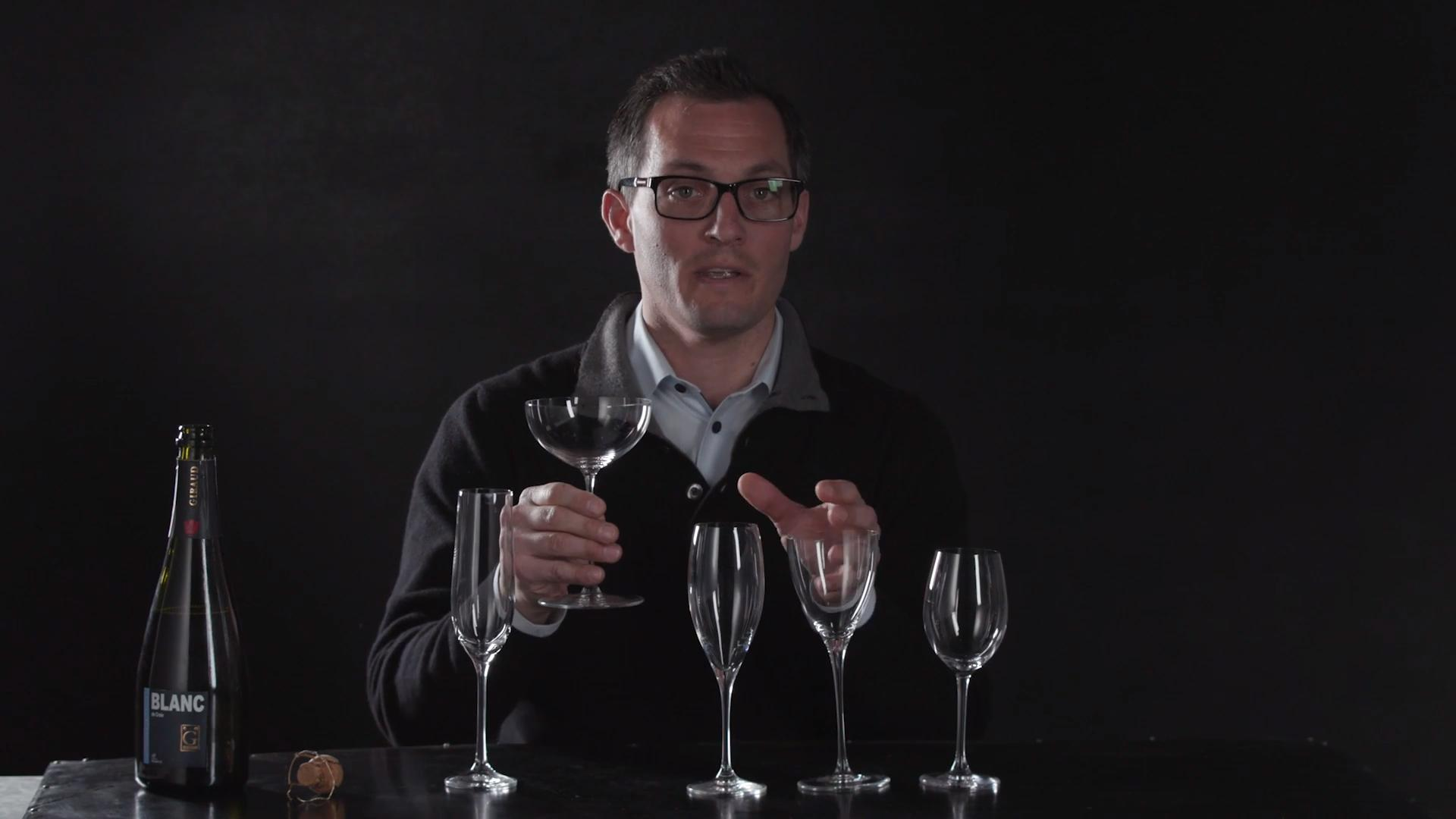 Andy Chabot on Champagne
