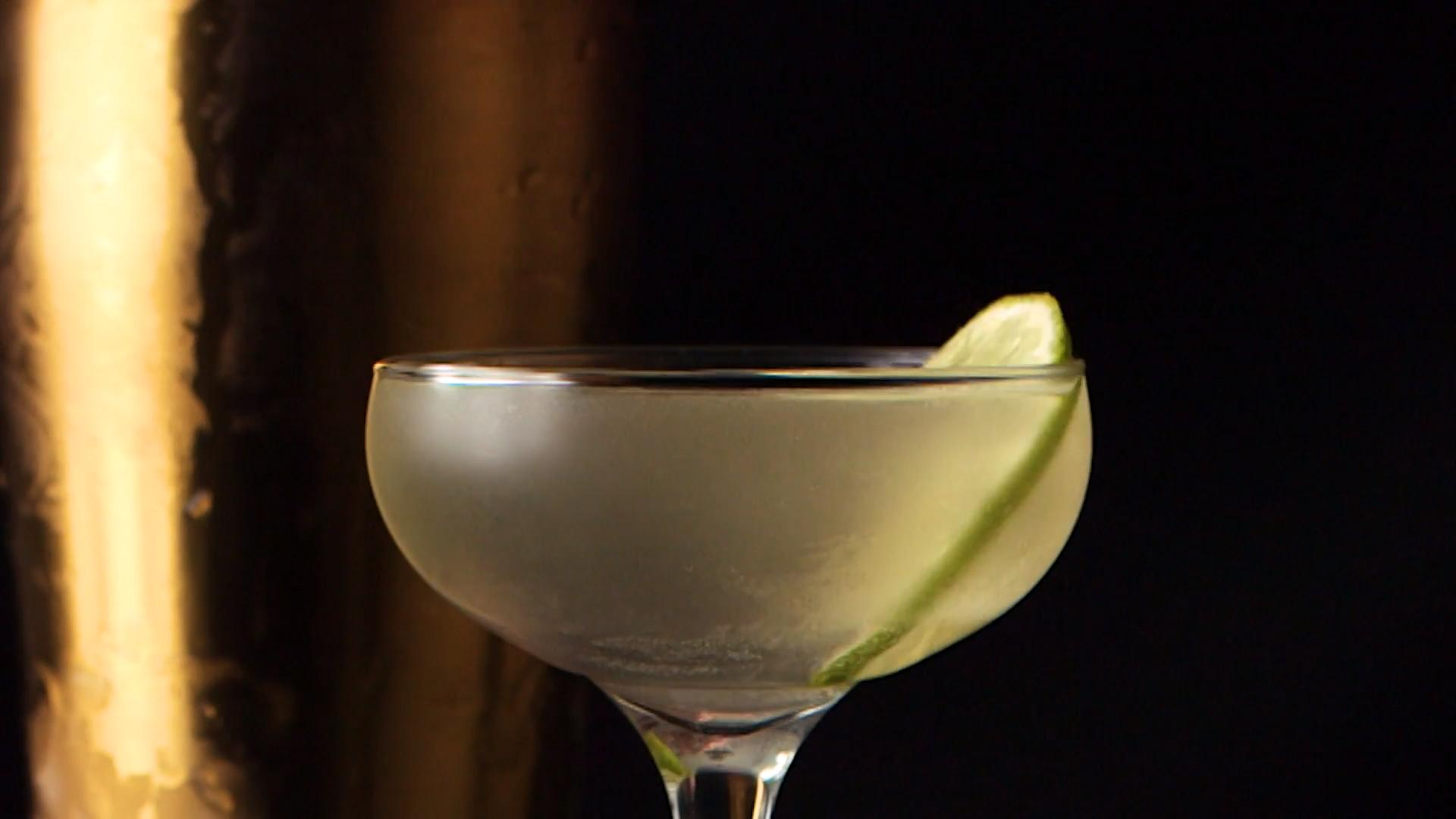 Classic Vodka Gimlet