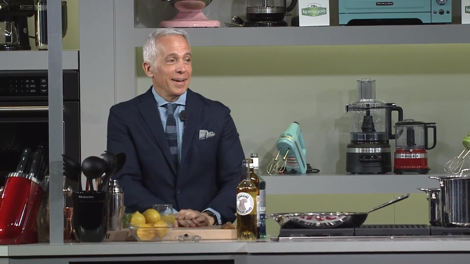 Clams and Cocktails | Geoffrey Zakarian | mkgalleryamp; Wine Classic in Aspen 2018