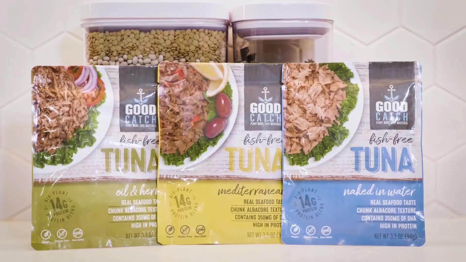 New Plant-Based Tuna Launches at Whole Foods Nationwide