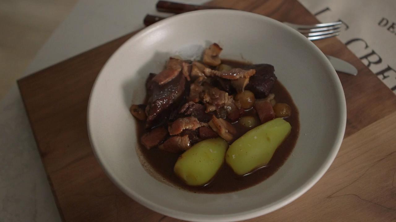 波基尼牛肉