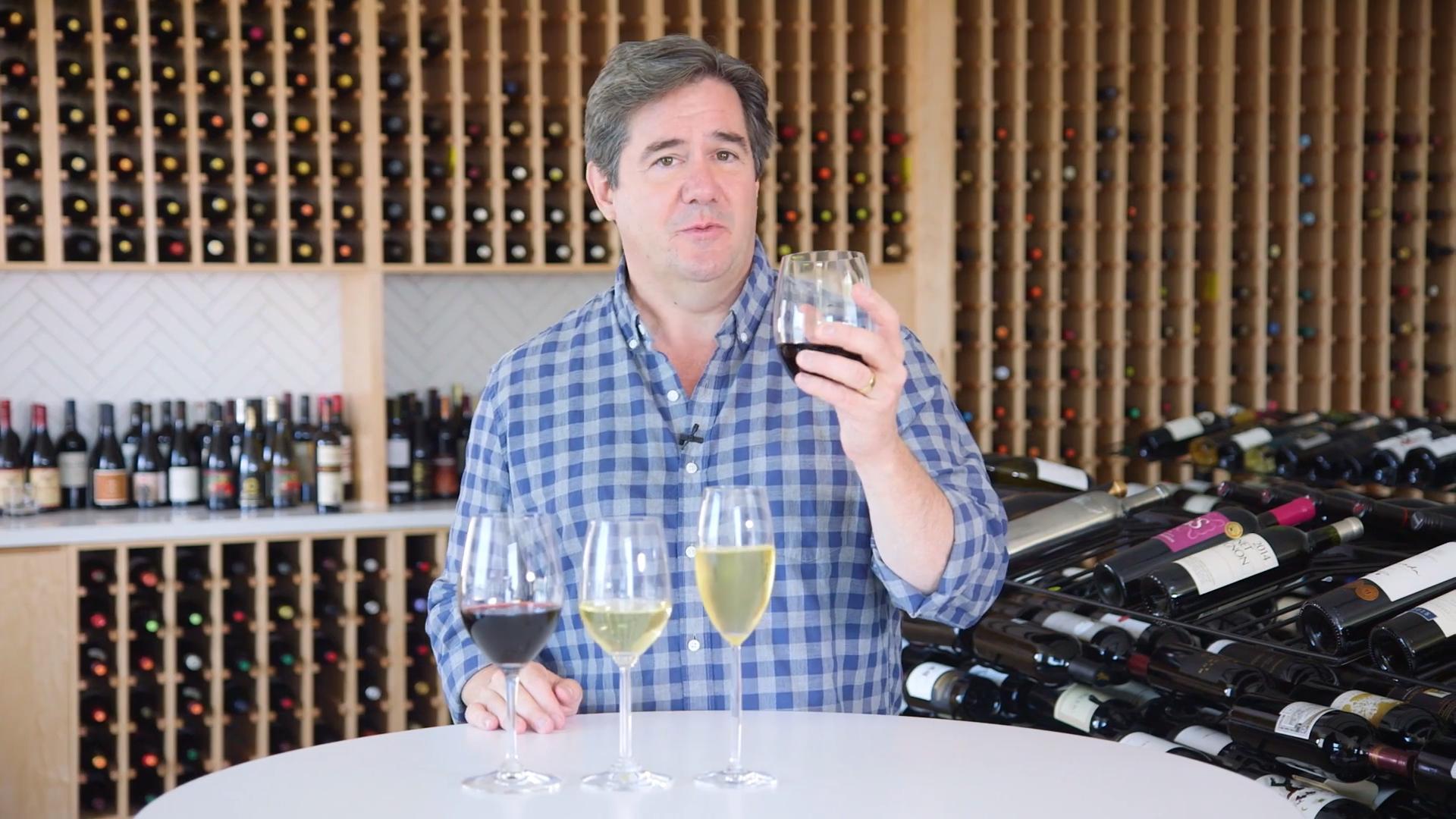 How Wine Glassware Affects Taste