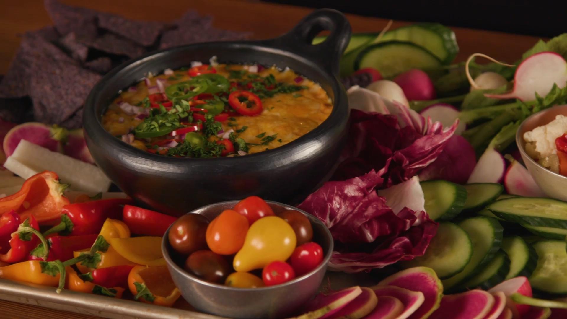 This Queso Snack Dinner Recipe Has a Surprising Secret Ingredient