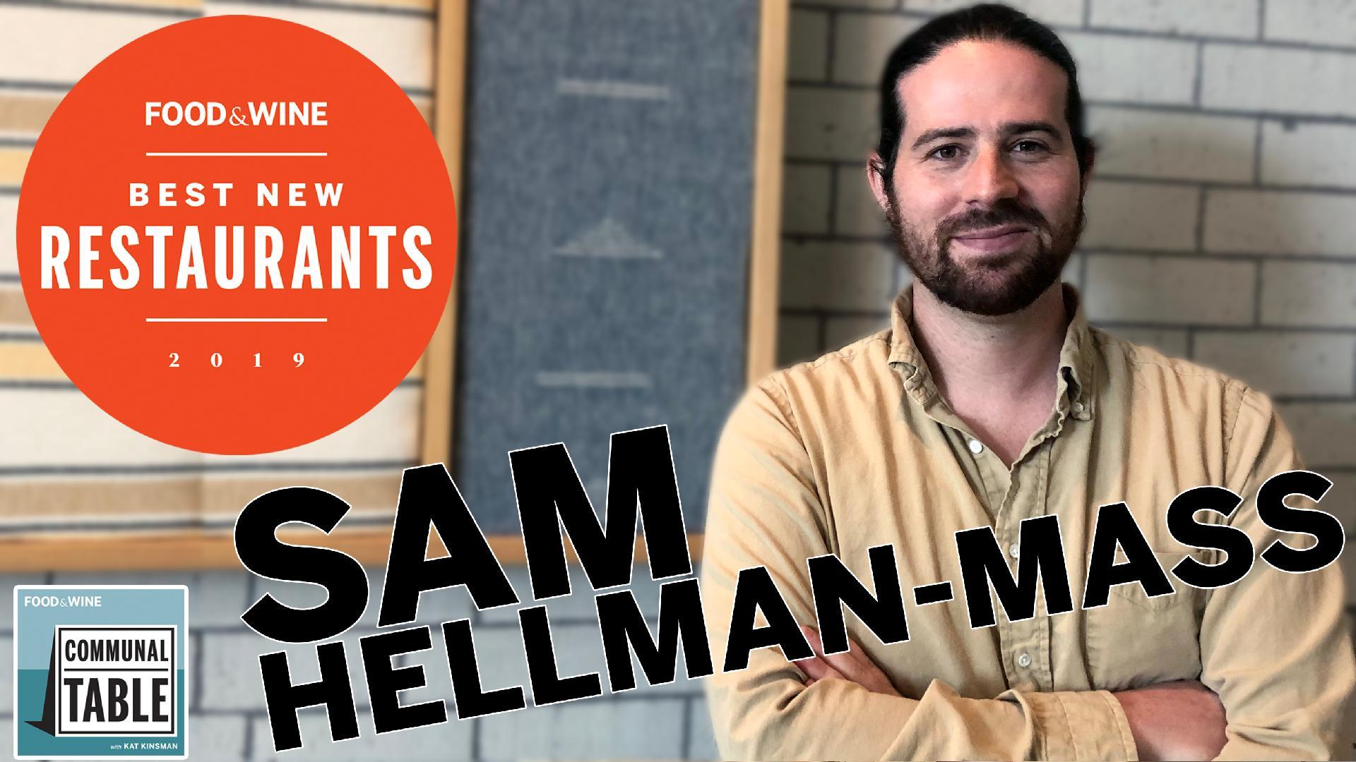 Communal Table Podcast: Sam Hellman