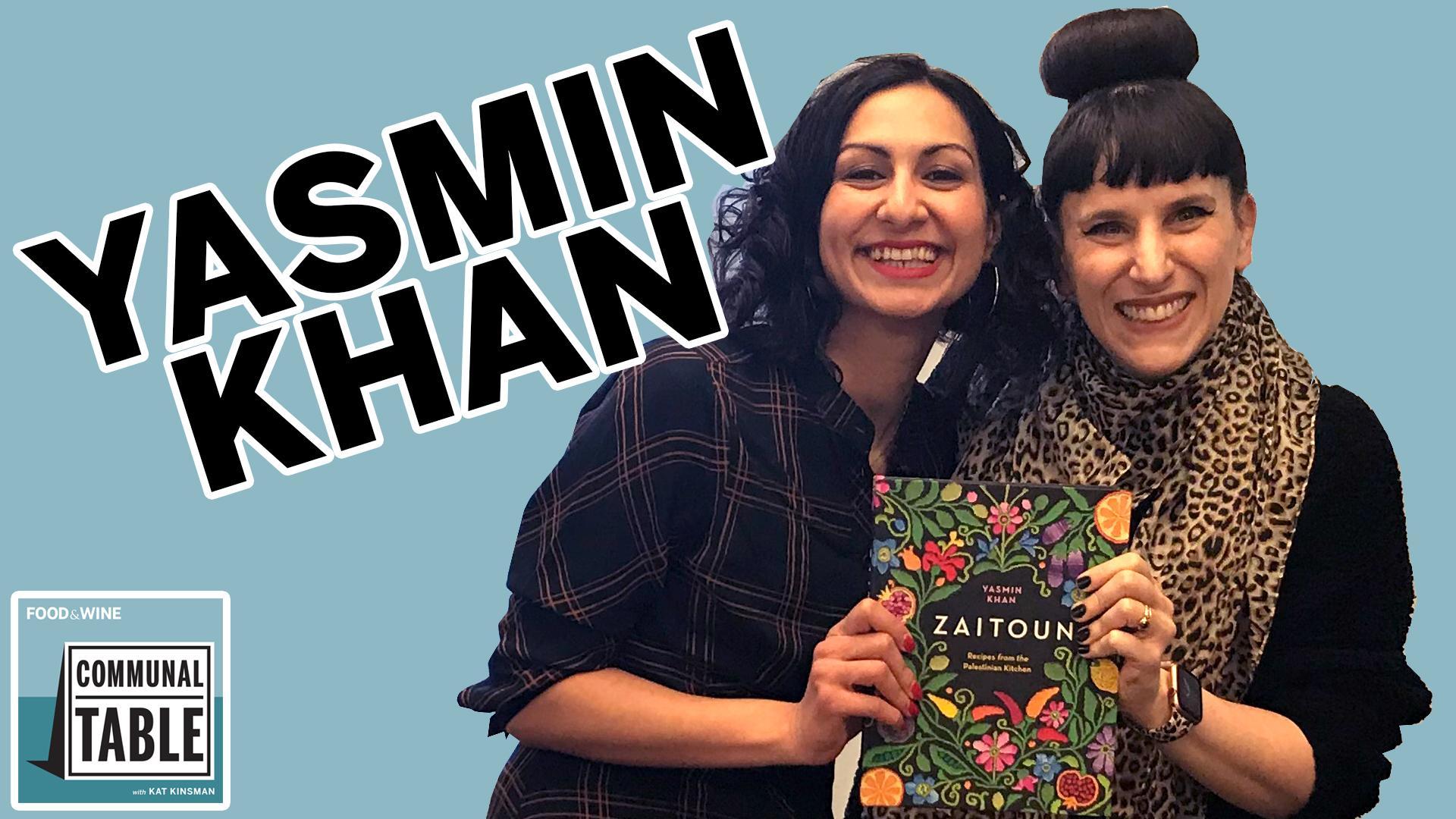 Yasmin Khan: Communal Table Podcast