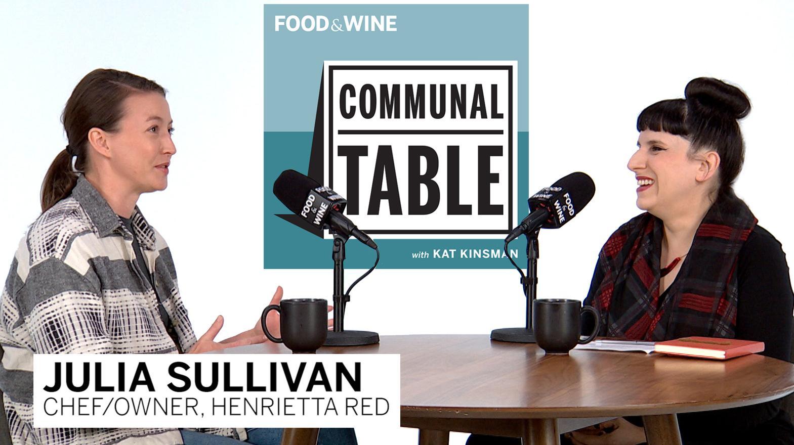 Julia Sullivan: Communal Table Podcast