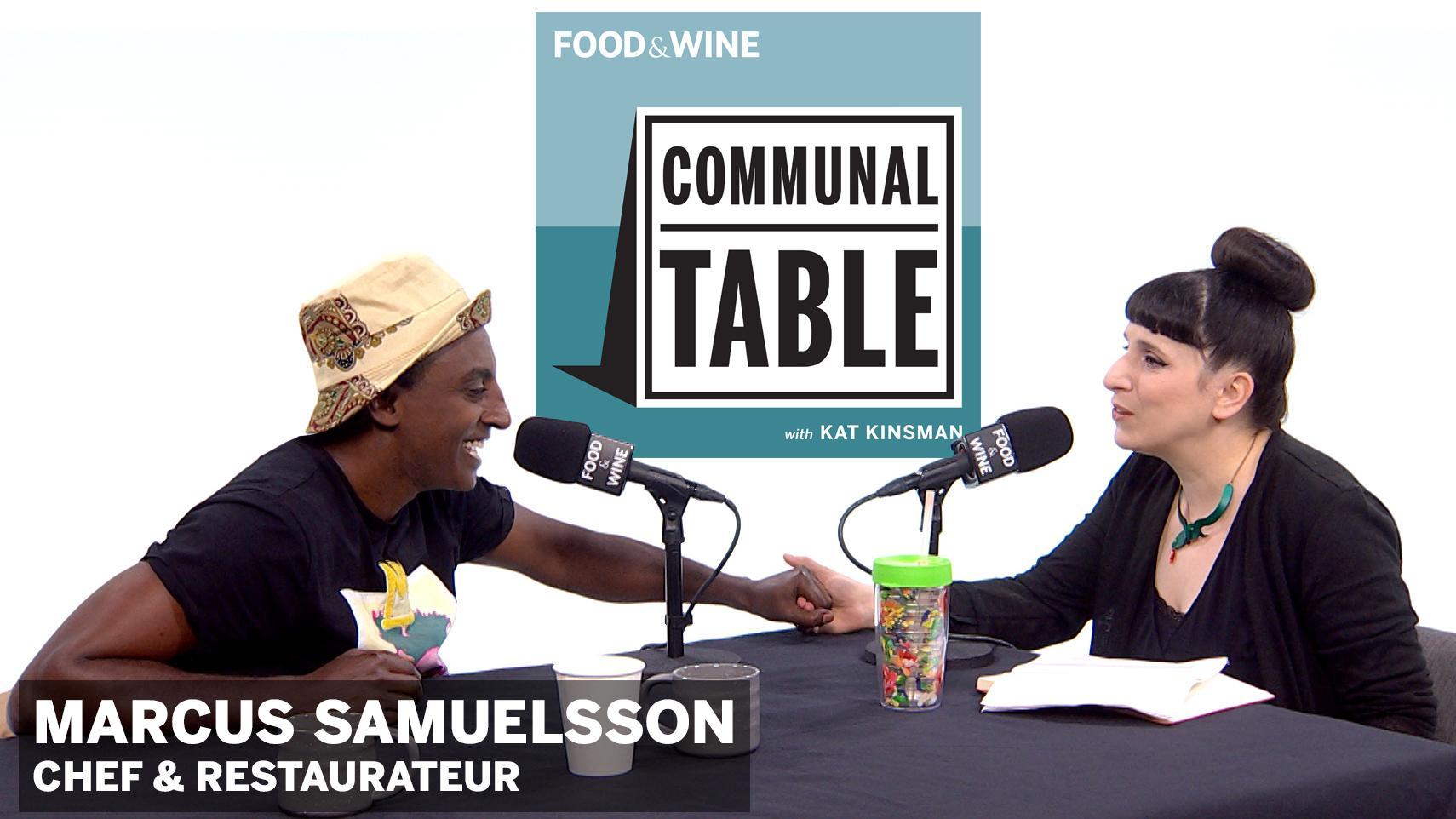Communal Table Podcast: Marcus Samuelsson