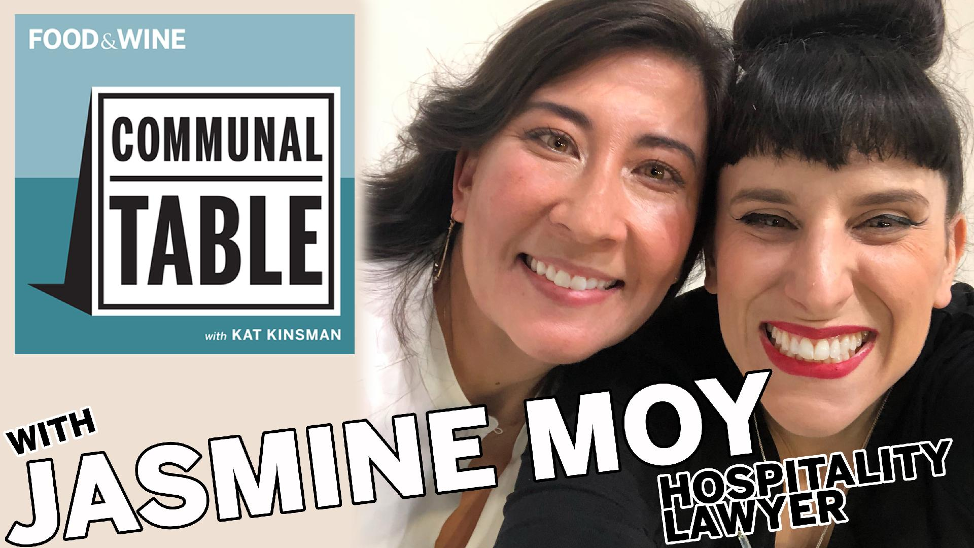 Communal Table Podcast: Jasmine Moy