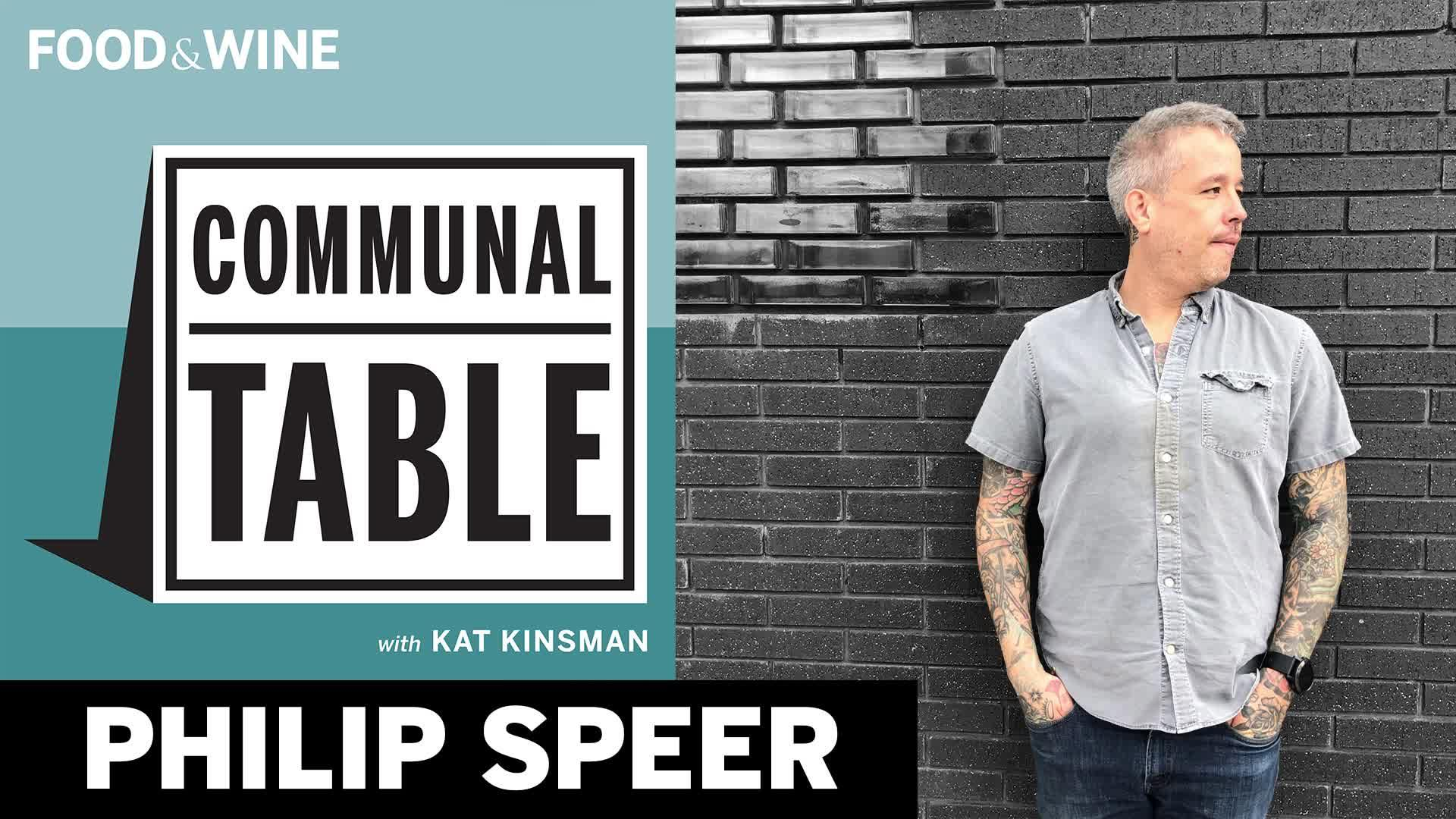 Communal Table Podcast: Philip Speer