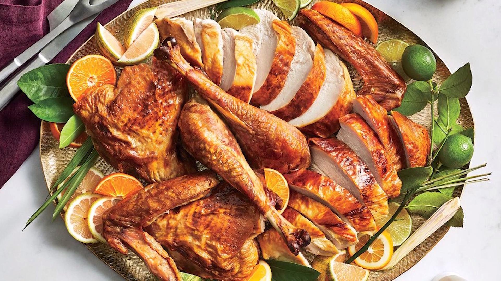 Dry-Brined Spatchcocked Turkey