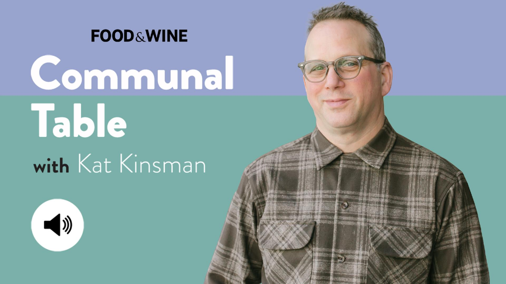 Communal Table Podcast: Paul Kahan